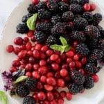 Balsamic Cranberry Sauce