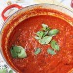 Vegan Italian Tomato sauce