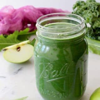 the Best Green Smoothie Recipe ~ Simple