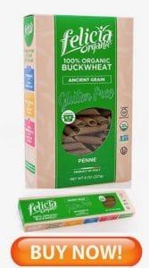 Organic Buckwheat Pasta