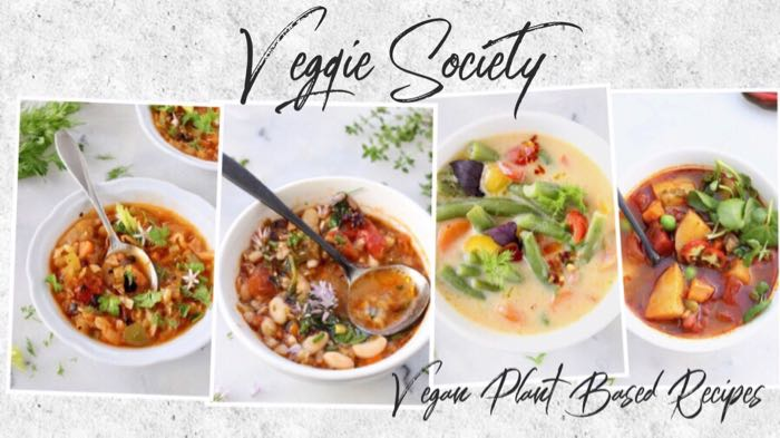 Easy Vegan Recipes Collection