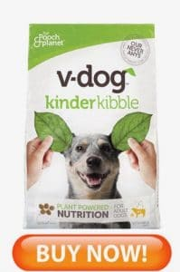 Vegan Dog Food Kibble