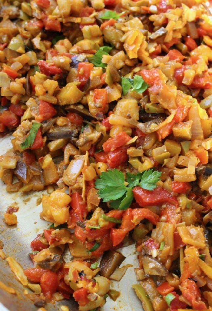 Italian La Bomba Spread / Sauce Recipe