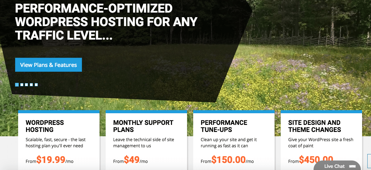 Wpopt Best Performance Optimized Hosting