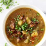 Cabbage and Potato Soup