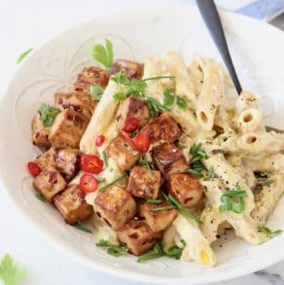 Easy Vegan Alfredo Sauce Recipe