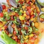 Italian Tomato Salsa