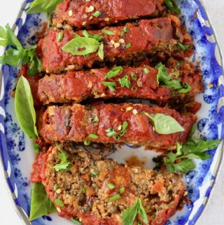 Lentil Veggie Loaf Recipe