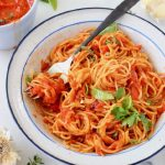 Simple Roasted Red Pepper Sauce