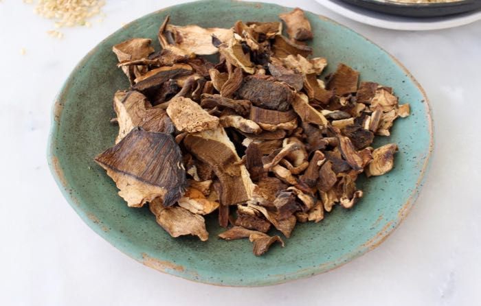 Dried Porcini Mushrooms for Broth