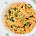 Creamy Roasted Pepper Pasta Sauce