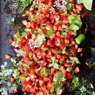 Strawberry Jalapeno Salsa Recipe