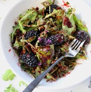 Blackberry Balsamic Vinaigrette Recipe