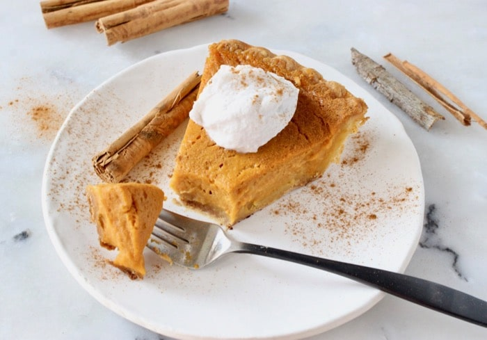 Best Vegan Pumpkin Pie Recipe Ever