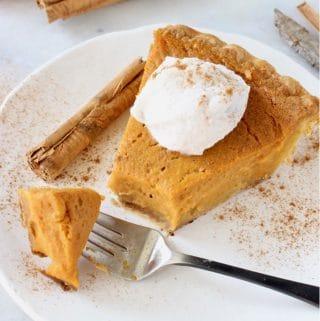 Best Vegan Pumpkin Pie Recipe