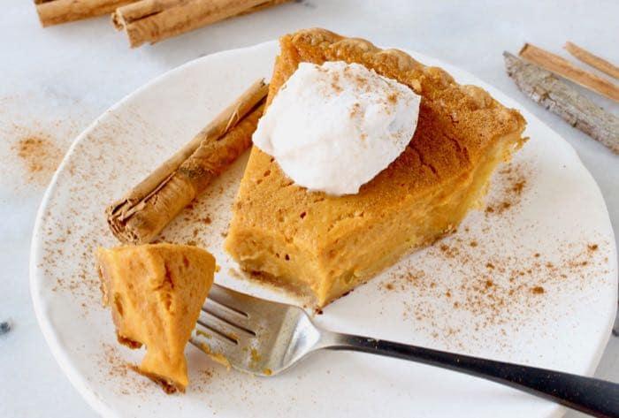 Best Vegan Pumpkin Pie Recipe Ever