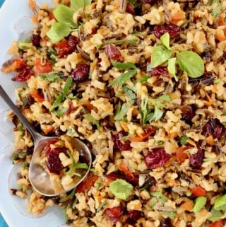 Thanksgiving Wild Rice Recipe