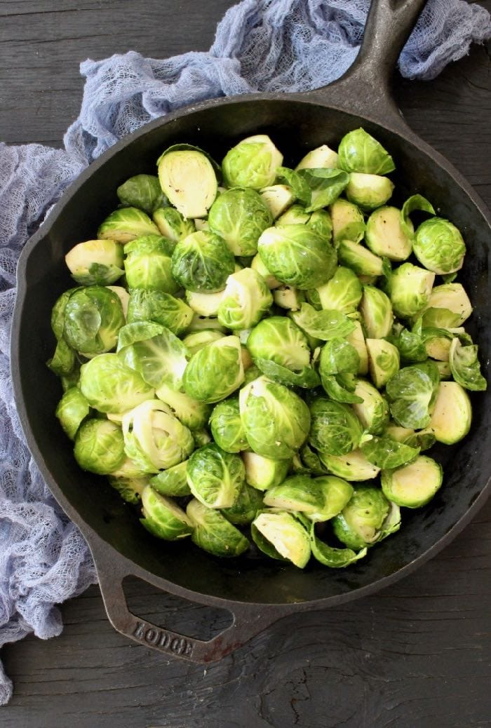 The Best Brussels Sprouts Recipe