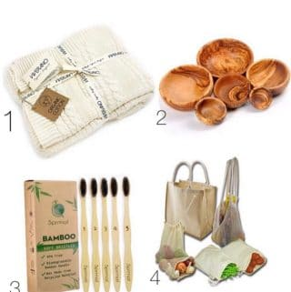 Eco Friendly Holiday Gift Guide