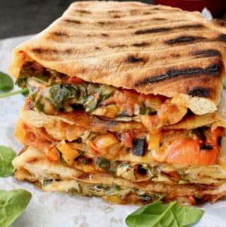 Vegan Calzone Recipe
