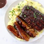 Vegan Jackfruit Ribs