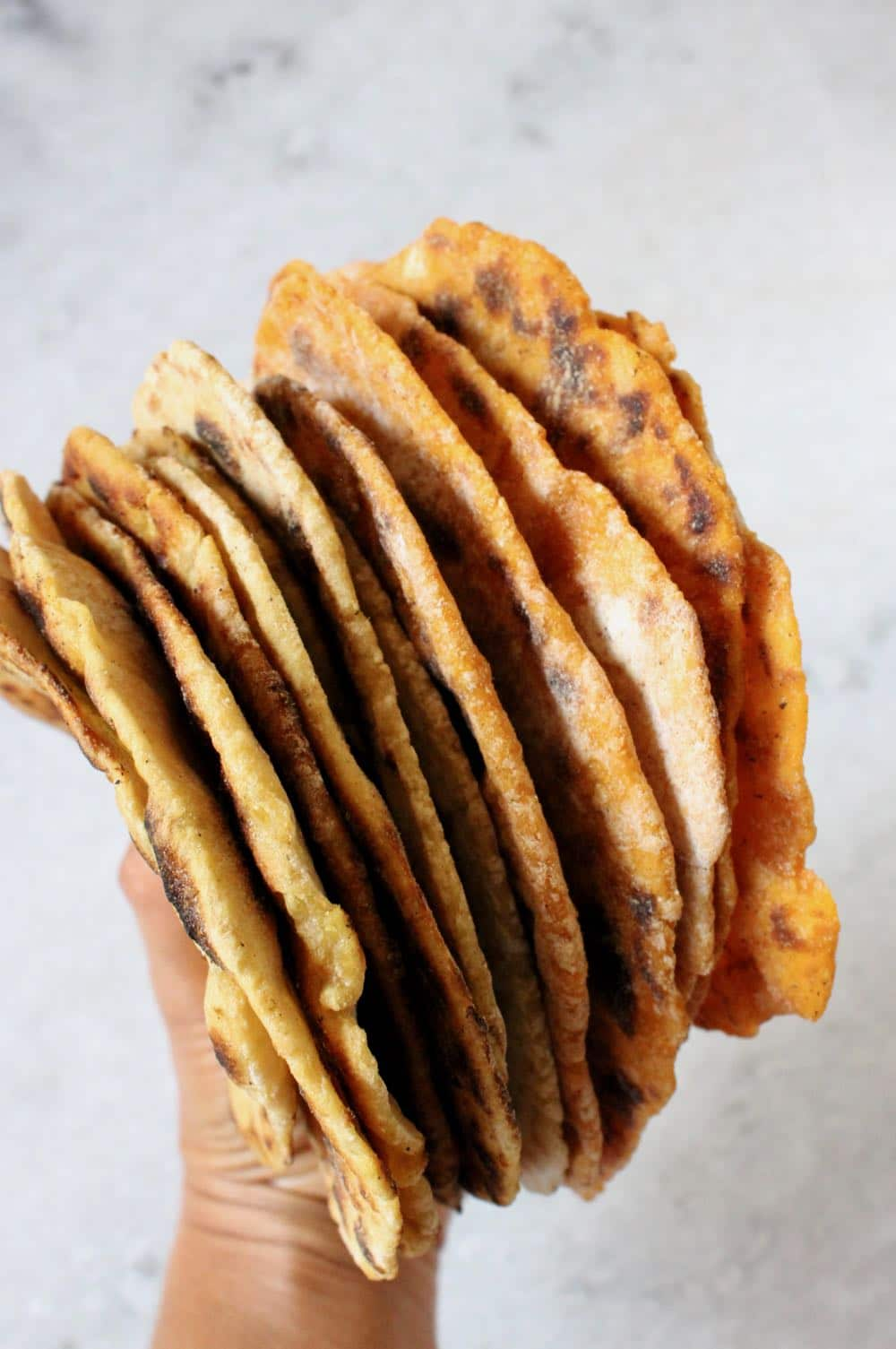 Vegan Sweet Potato Flatbread