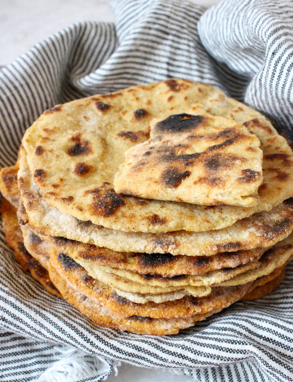 Best Vegan Flatbread Recipe.