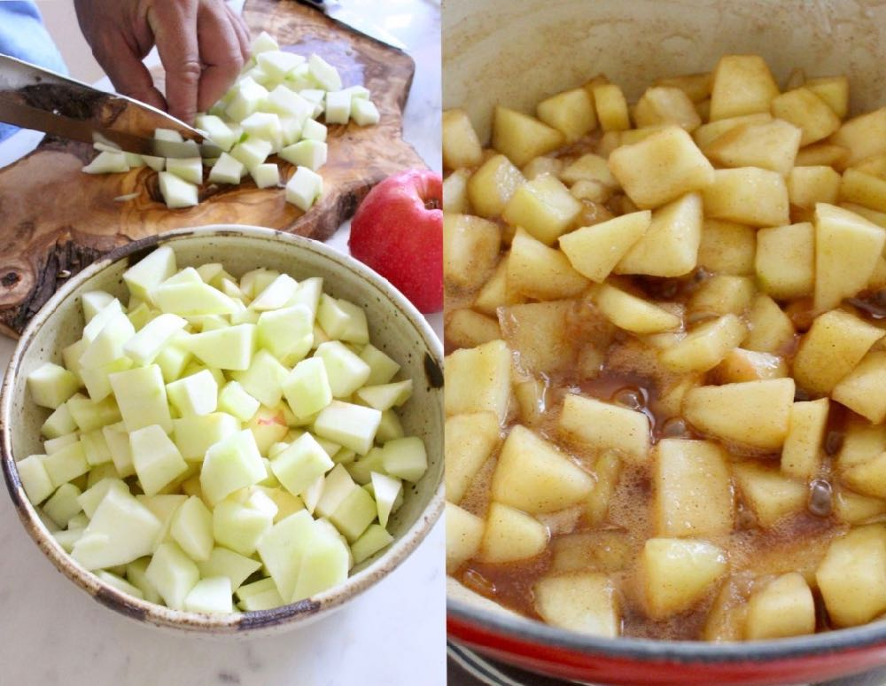Homemade Apple Pie Filling from Scratch