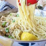 Spaghetti Aglio e Olio Recipe (Garlic and Oil Pasta)