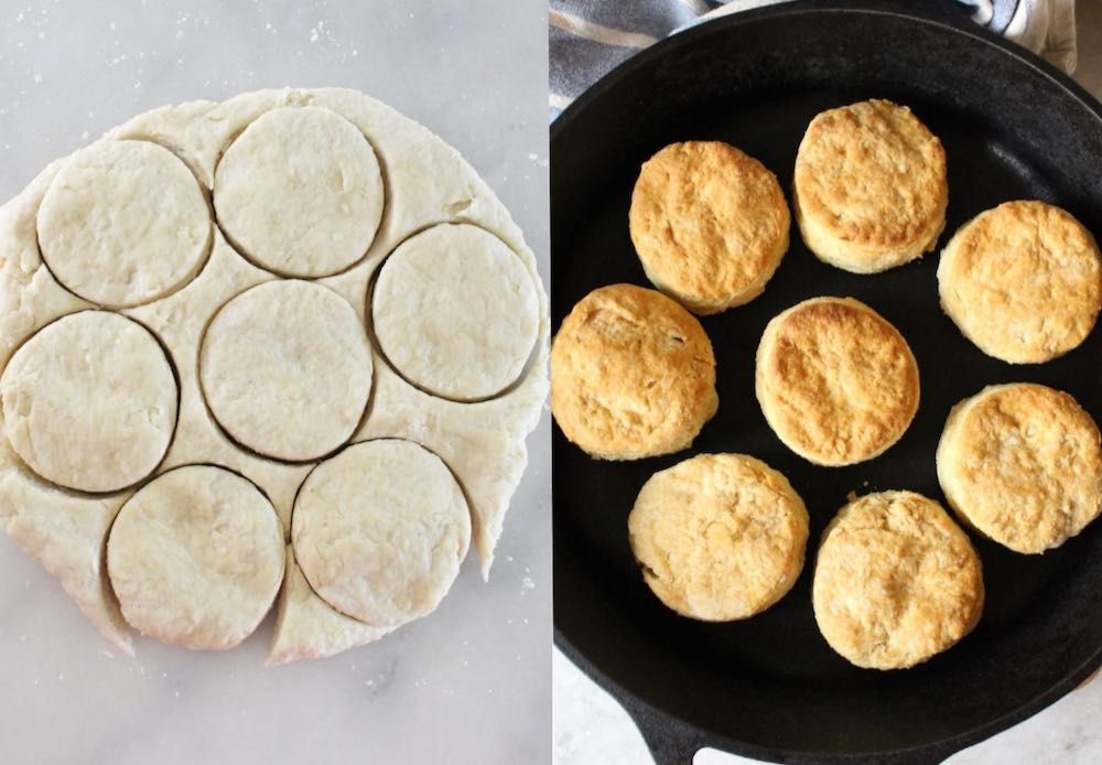 How to Make Vegan Biscuits from Scratch
