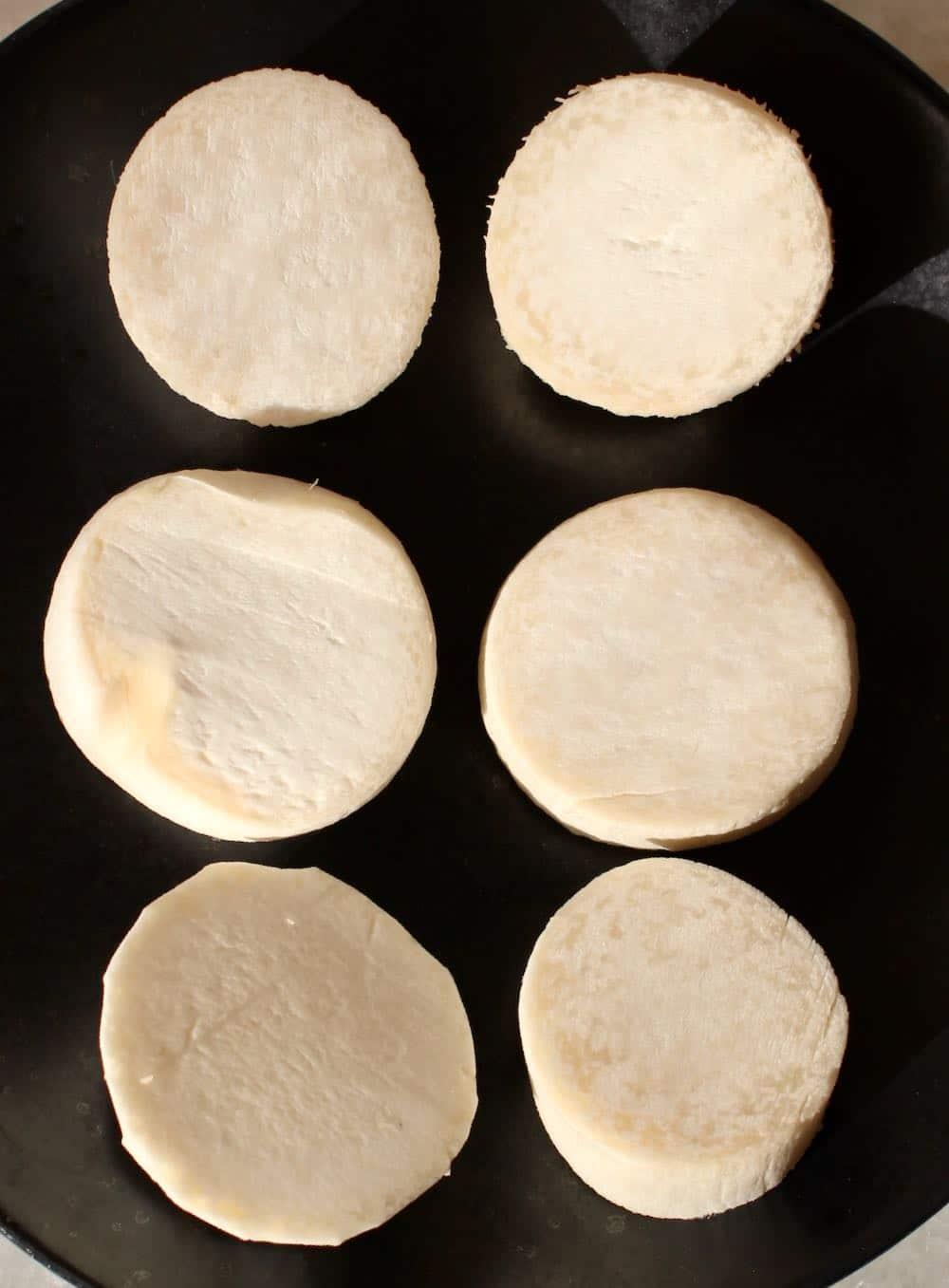 King Oyster Mushroom Scallops