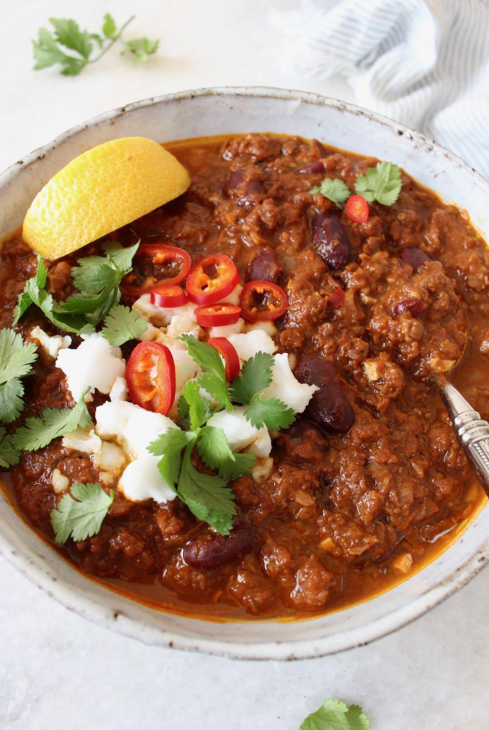 Ultimate Vegan Chili Recipe