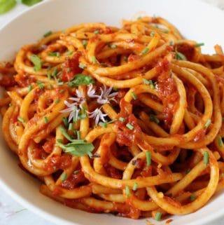 Vegan Pasta Sauce Recipe