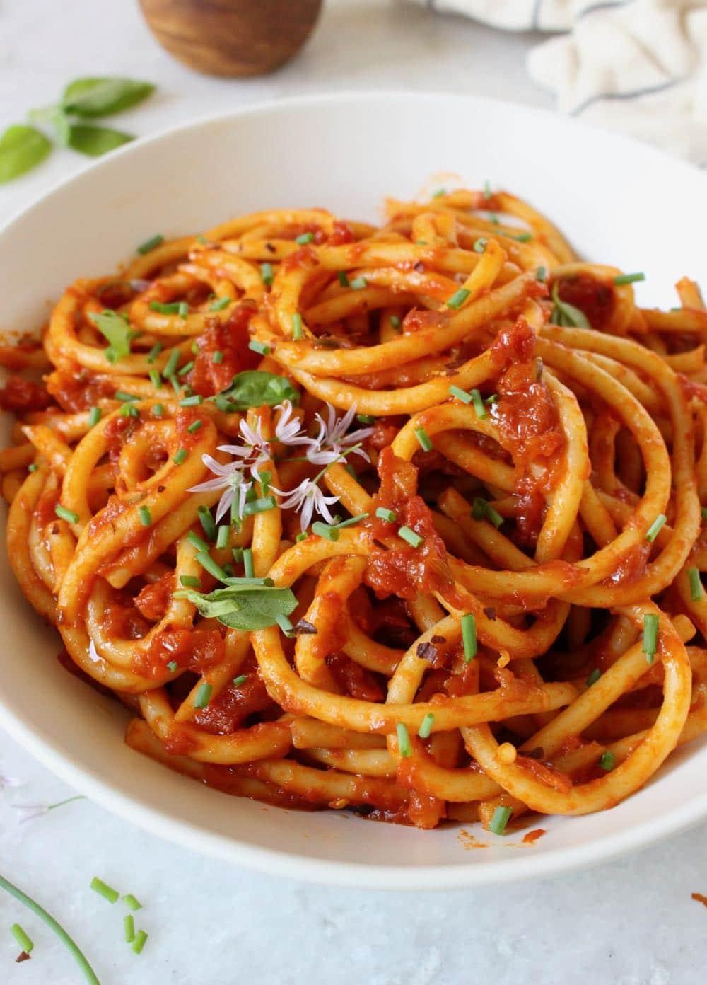 Best Vegan Pasta Sauce Recipe